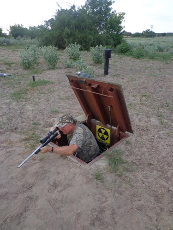 Zombie Bunker 18