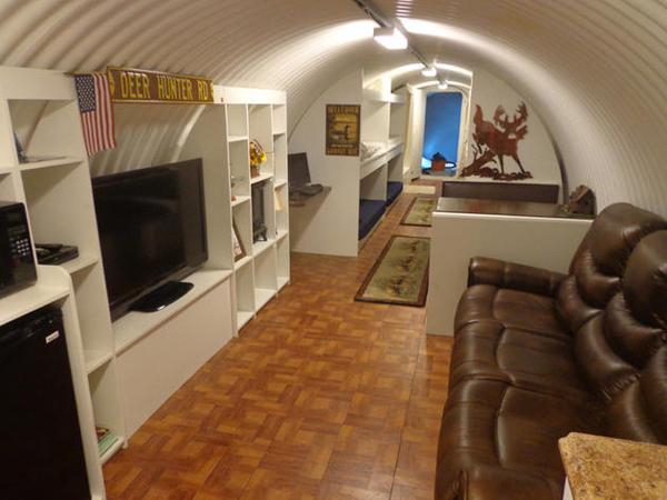 Zombie Bunker 21