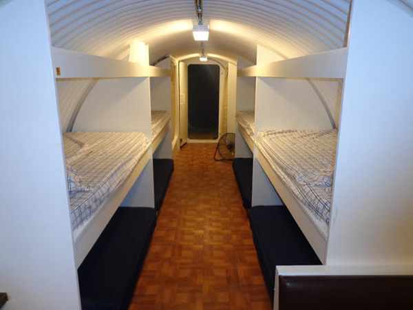 Zombie Bunker 25
