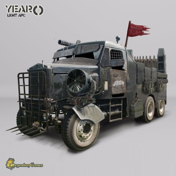 zombie apocalypse vehicle 17