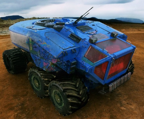 zombie apocalypse vehicle 9